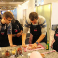 "Foto 12 von Cooking Course ""Steak, Ribs, Wings & Burger"", 06 Oct. 2017"