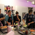 "Foto 13 von Cooking Course ""Steak, Ribs, Wings & Burger"", 06 Oct. 2017"