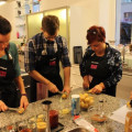 "Foto 86 von Cooking Course ""Steak, Ribs, Wings & Burger"", 06 Oct. 2017"