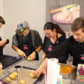 "Foto 14 von Cooking Course ""Steak, Ribs, Wings & Burger"", 06 Oct. 2017"