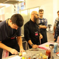 "Foto 15 von Cooking Course ""Steak, Ribs, Wings & Burger"", 06 Oct. 2017"