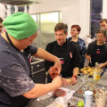 "Foto 91 von Cooking Course ""Steak, Ribs, Wings & Burger"", 06 Oct. 2017"