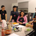 "Foto 18 von Cooking Course ""Steak, Ribs, Wings & Burger"", 06 Oct. 2017"