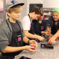 "Foto 22 von Cooking Course ""Steak, Ribs, Wings & Burger"", 06 Oct. 2017"