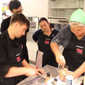 "Foto 27 von Cooking Course ""Steak, Ribs, Wings & Burger"", 06 Oct. 2017"