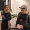 "Foto 50 von Cooking Course ""Steak, Ribs, Wings & Burger"", 06 Oct. 2017"