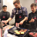 "Foto 51 von Cooking Course ""Steak, Ribs, Wings & Burger"", 06 Oct. 2017"