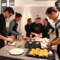 "Foto 74 von Cooking Course ""Steak, Ribs, Wings & Burger"", 06 Oct. 2017"