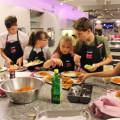 """Foto 68 von Kochkurs """"Teeniekochen wie Jamie Oliver"""", 13.10.2018"""