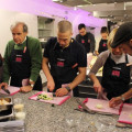 """Foto 7 von Cooking Course """"Anfängerkurs Jänner 2019 2.Abend"""", 21 Jan. 2019"""