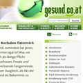 gesund.co.at Oktober 2016